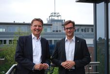 Prof. Dr. Guido Quelle (links) - Mandat GmbH, Dr. Gero Presser (rechts) - Quinscape GmbH