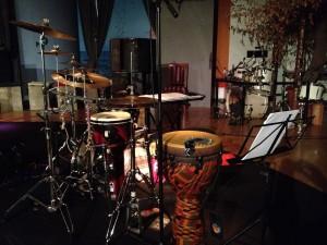 Drumset Markus Faller, Friedemann