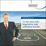 Go the extra mile (Parfümerietagung)