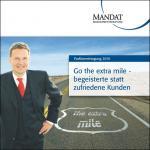 Go the extra mile (Parfümerietagung)