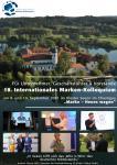 Teilnahme am 18. Internationalen Marken-Kolloquium - ausgebucht