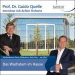 Das Wachstum im Hause: Gespräch mit Achim Hohorst