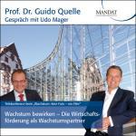 Wachstum bewirken - Die Wirtschaftsförderung als Wachstumspartner: Gespräch mit Udo Mager