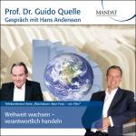Weltweit wachsen - verantwortlich handeln: Gespräch mit Hans Andersson