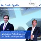 Anforderungen an das Top-Management