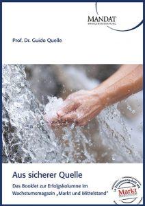 Booklet Aus sicherer Quelle