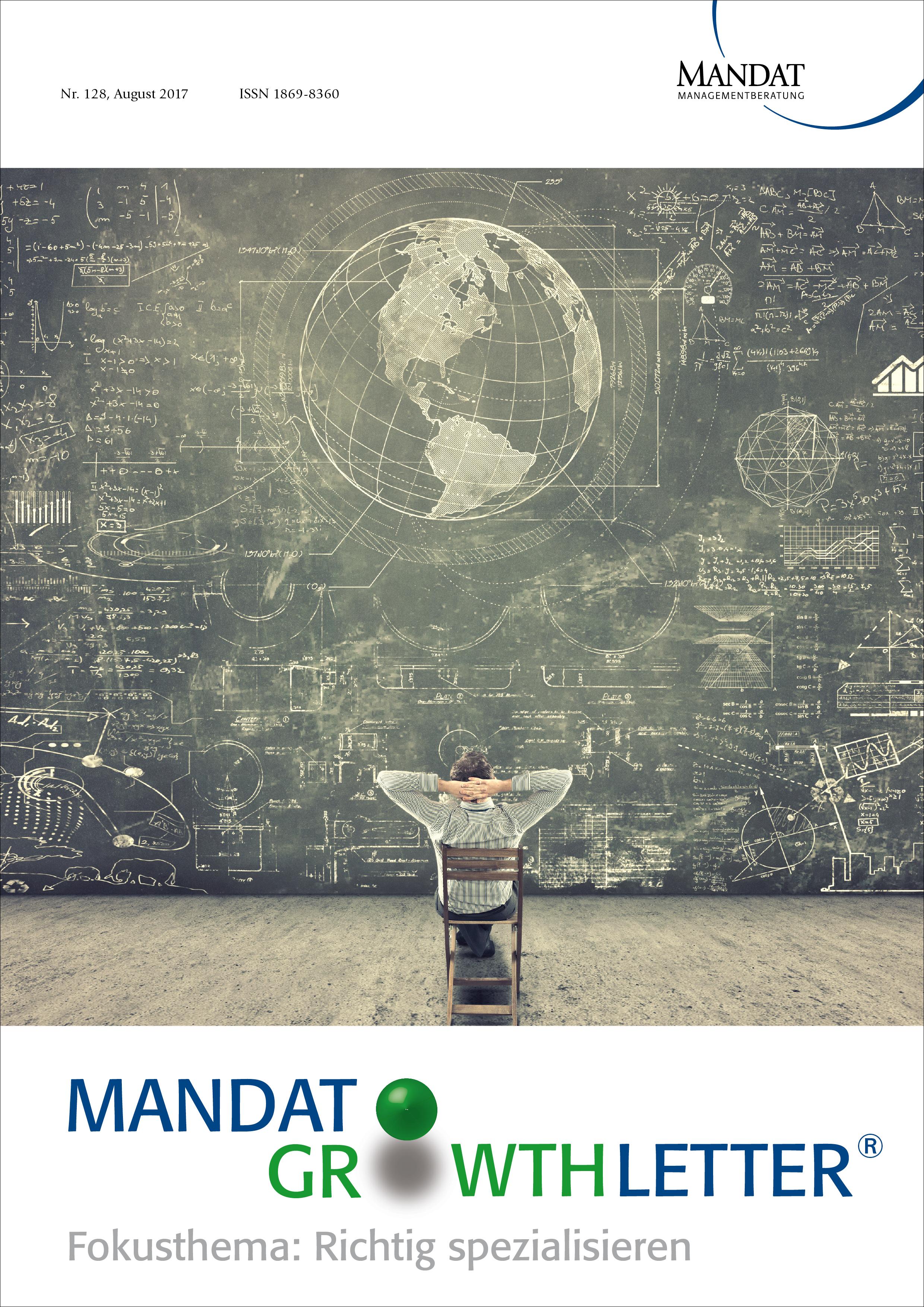 Mandat Cover