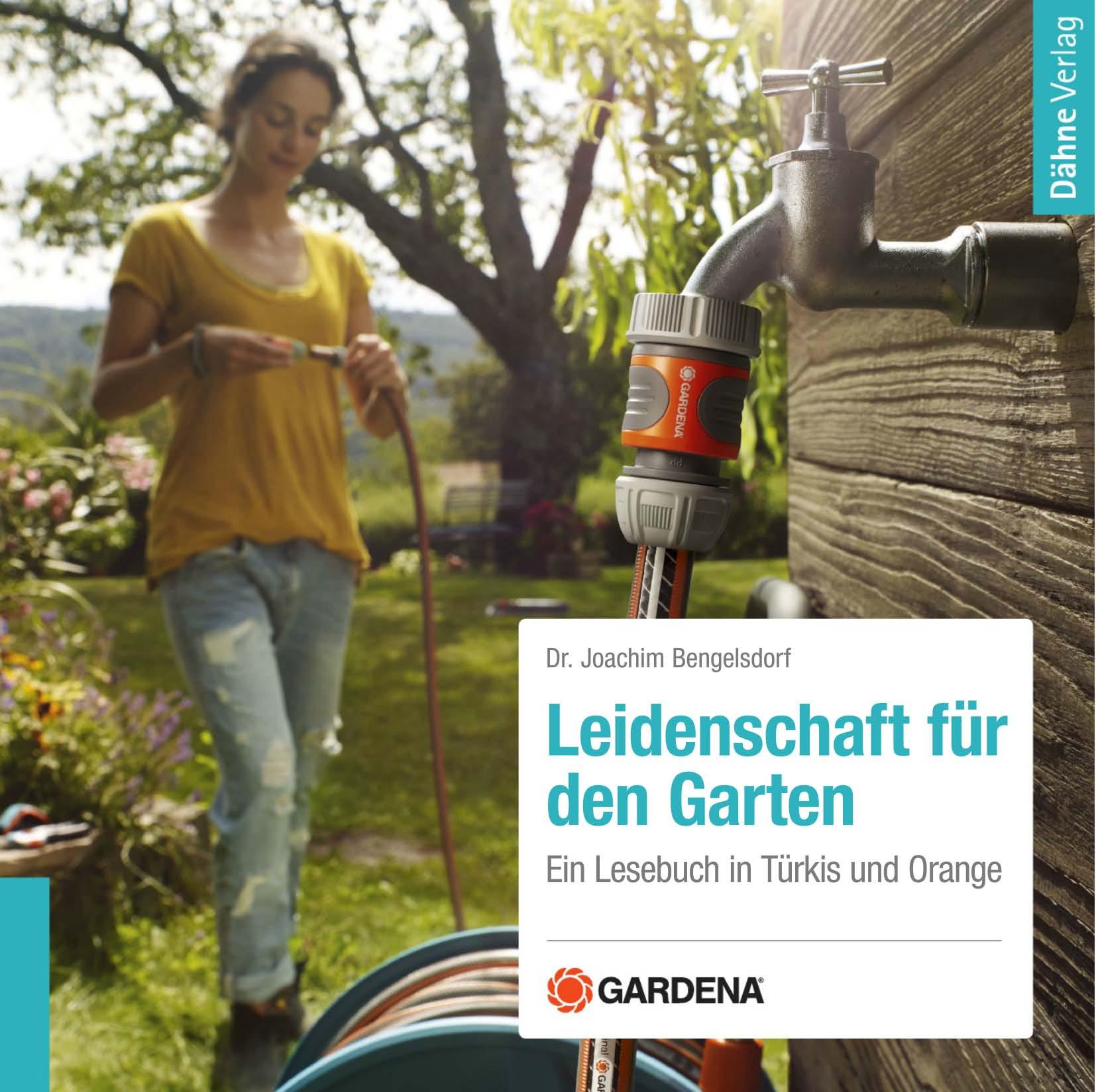 Prof. Dr. Guido Quelle in der Jubiläums-Ausgabe von Gardena