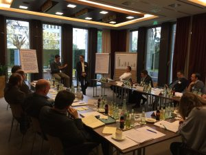 Teilnehmerkreis des 3. Power-Tages für beratende Ingenieure