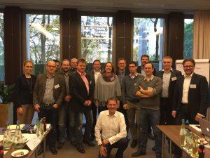 Teilnehmer des 3. Power-Tages für beratende Ingenieure