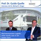 Die Bank und das Wachstum: Interview mit Uwe Samulewicz, Vorsitzender des Vorstandes Sparkasse Dortmund